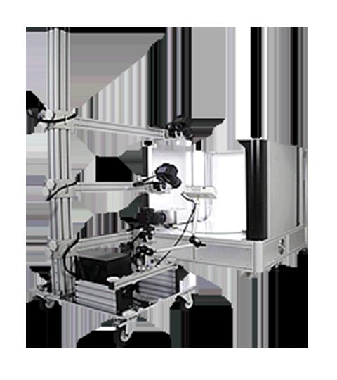 MaestroBot R MaestroBot System 3D Packshot virtuelle Realität