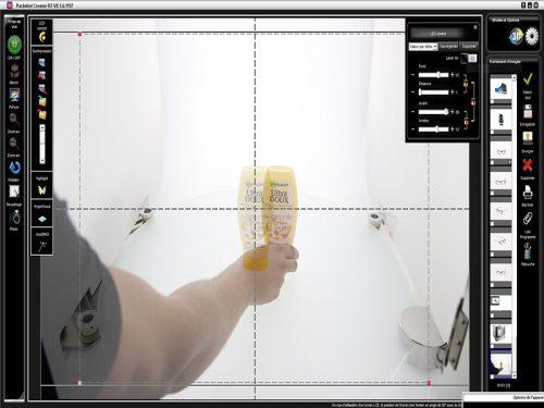 Positionierung Software Hilfe Gitter