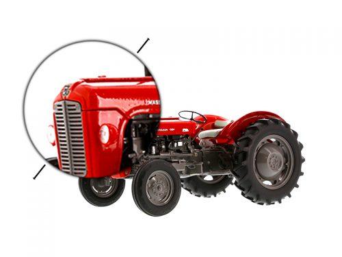 Software Funktion Lupe Vergrößerung Traktor Spielzeug 360 Animation