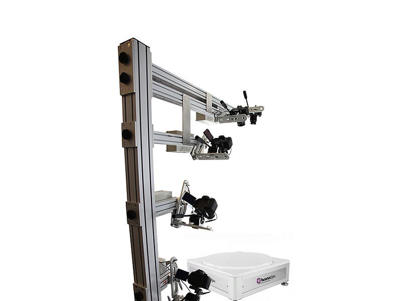 3D-System Multiwinkel Packshot Produktfotografie