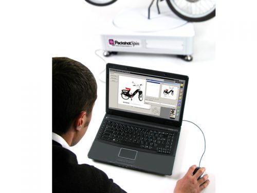 Vorschau Bildschirm Software Packshot Hilfe