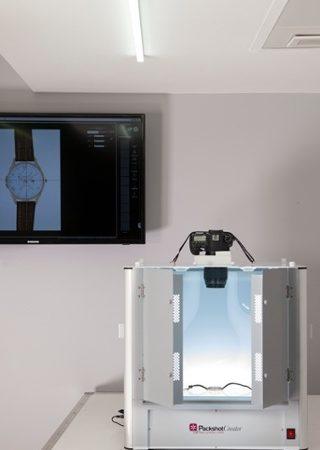 automatisiertes fotostudio packshotcreator minimark produktfotografie
