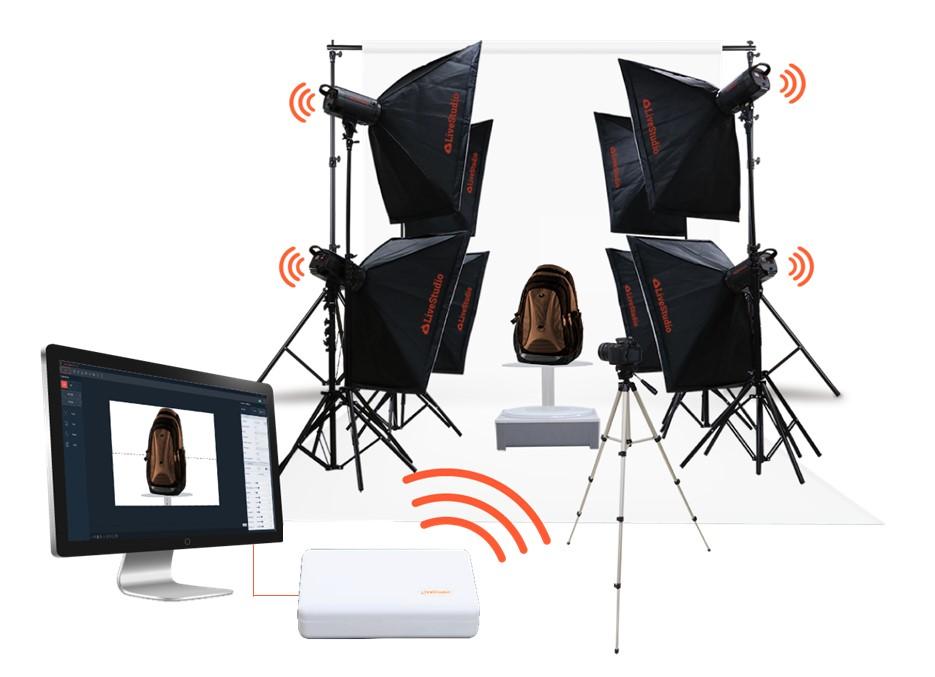 LiveStudio a connected studio