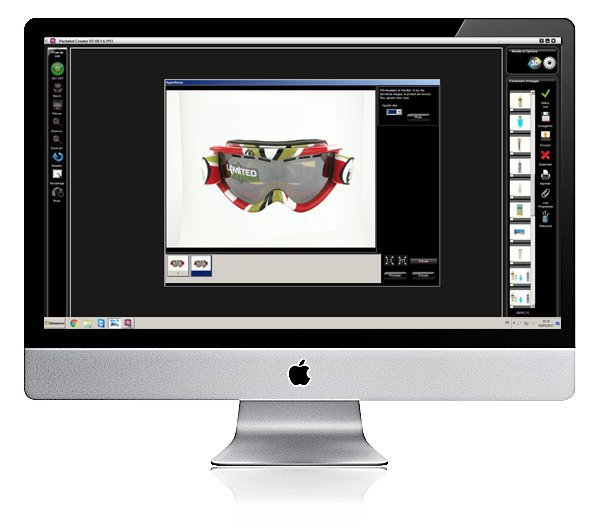 software with a 360 animation editor