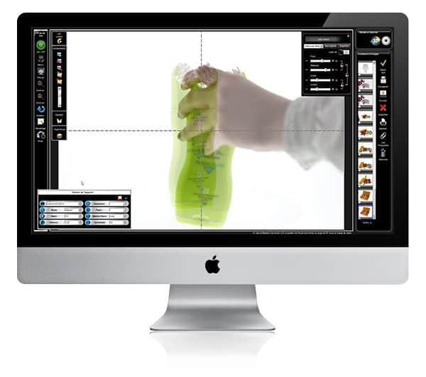 photo software packshot cosmetics