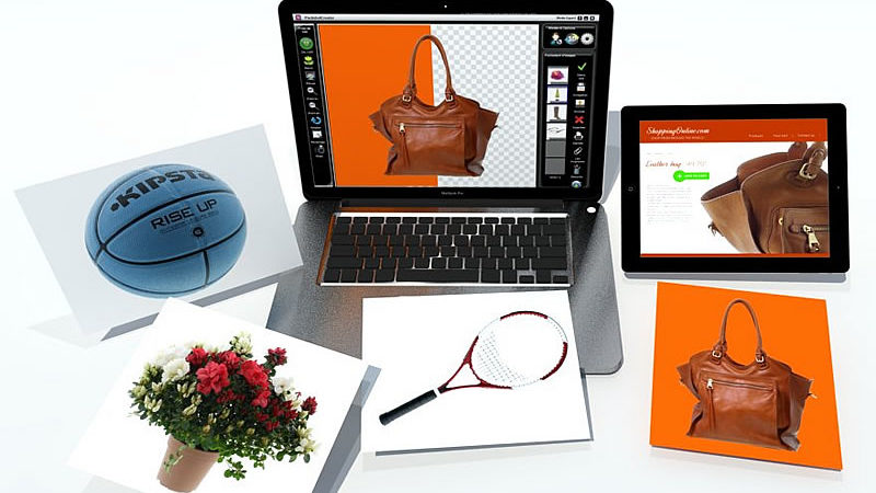 packshot office e-commerce product photo solution for 360