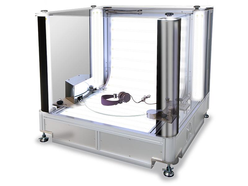 product photography modular lightbox