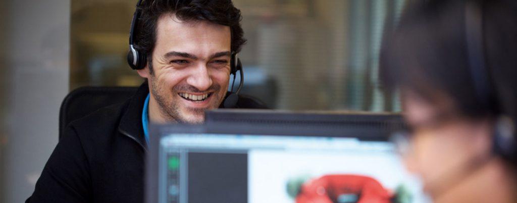 E-Support Consulting Service Hilfe