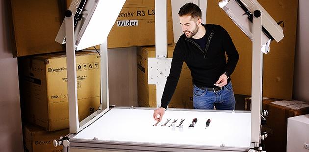 Lumina Pad Fototisch Fotostudio-Modelle