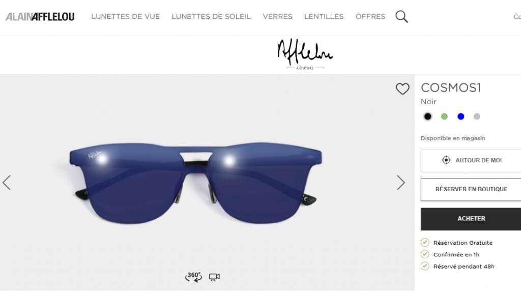 Brillen für den Onlinehandel fotografieren