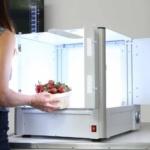 Kompaktes automatisiertes Fotostudio von packshot