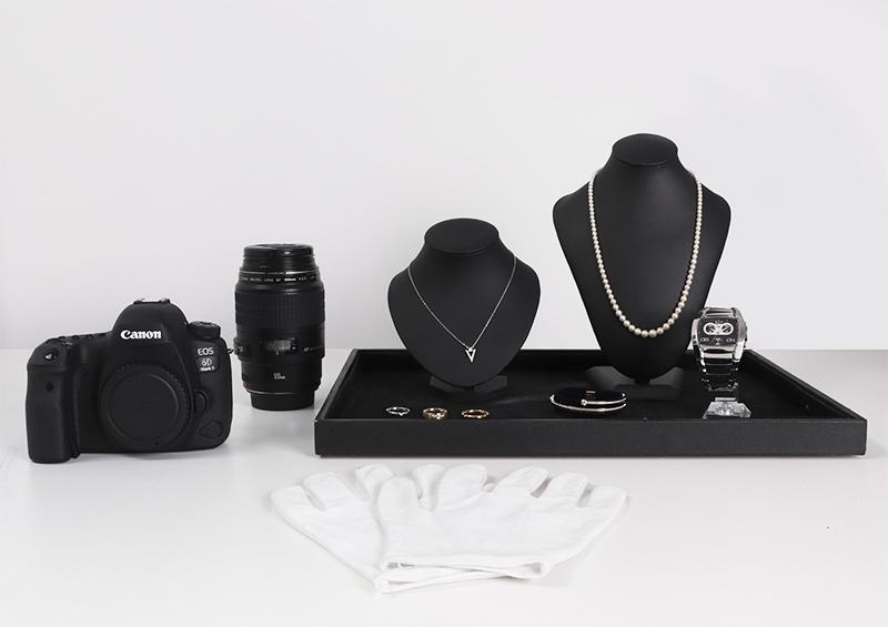 Wählen Sie eine Spiegelreflexkamera für Ihre Schmuckfotografie