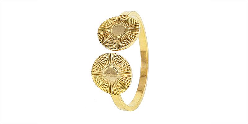 Foto eines Ringes, aufgenommen mit dem Fotostudio PackshotCreator